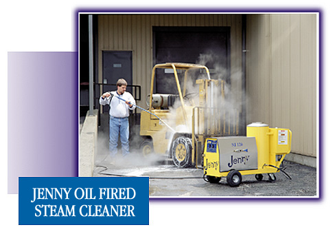 Oil Fired Steam Cleaner and Oil Fired Steam Generator and Oil Fired Pressure Washer