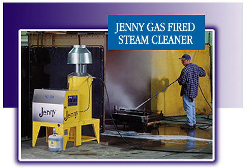Gas Fired Steam Cleaner And Gas Fired Steam Generator And